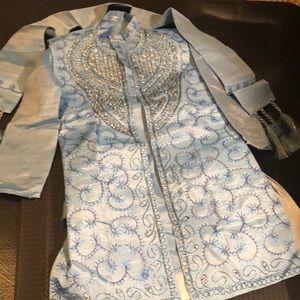 Kurta pajama, Indian outfit , Bollywood outfit